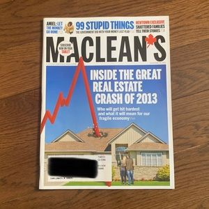 Maclean's Magazine - January 2013
